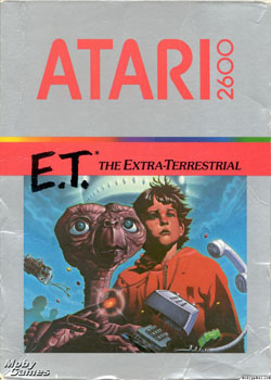 E.T.-The Extraterrestrial Cover Art