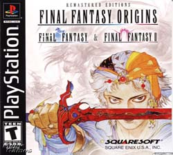 Final Fantasy Origins Cover Art